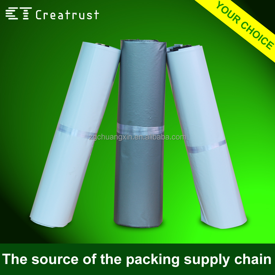 Waterproof Bag for Documents Manufacturing From Poly Material Plastic Envelopes
