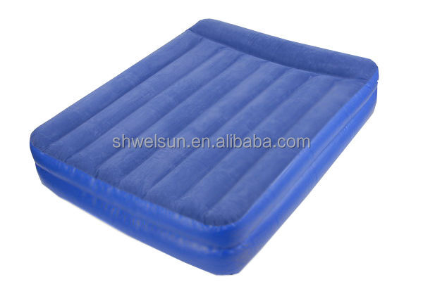 Air Bed with Built-in Pump
