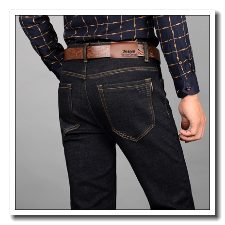 Best Price OEM Fashion Business Denim Jeans Pants For Men Man Jeans Trousers High Quality
