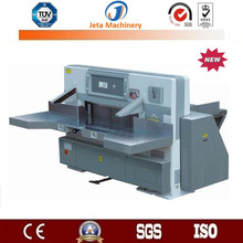 [JT-QZK780DW-8]Computerized hydraulic worm gear driving industrial guillotine paper cutting machine