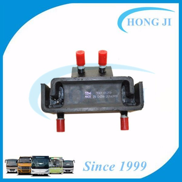 Guangzhou New Bus Engine Parts Names 1001-01219 Bus Mounting for Daewoo Bus Engine