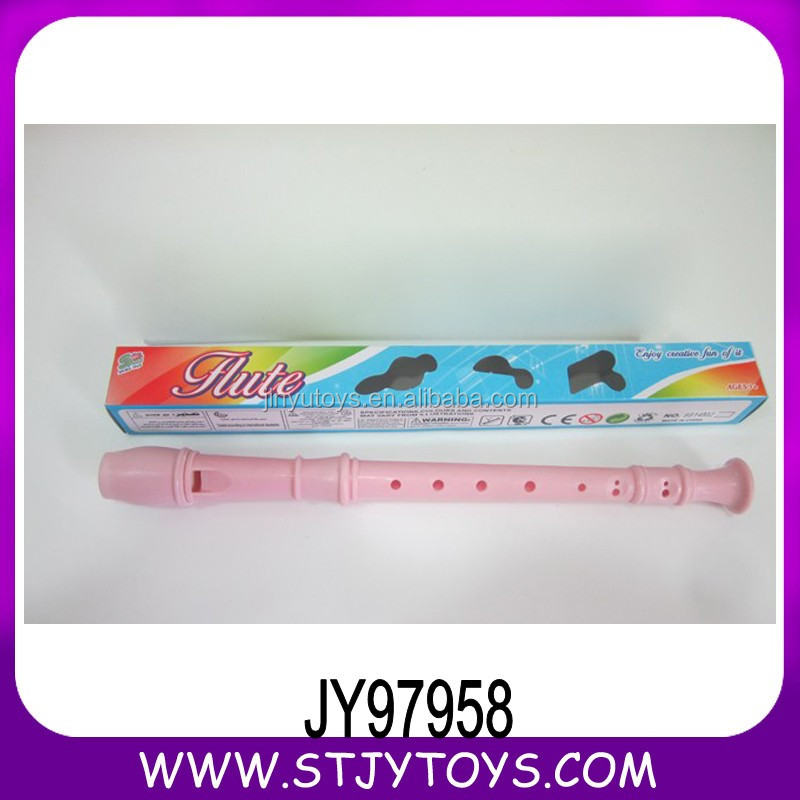 New music toy plastic flute toy for kids