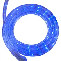 High voltage 11mm/13mm uv led rope ultraviolet light