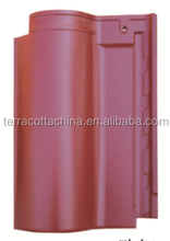 cheap heavy terracotta clay ceramic roof tiles