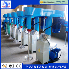 Super quality CE 55 KW hot-sale vacuum pigment high speed disperser