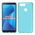 clear Transparent soft mobile phone case for Asus Zenfone Max Plus (M1) ZB570TL tpu back cover