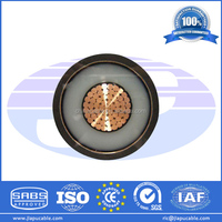 400mm power cable LV MV Armoured Power Cables with International Standards