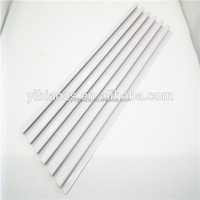 High quality slatwall aluminum panel metal mdf slotted board for hook