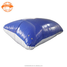 EAST SPORTS 0.9mm PVC Tarpaulin Inflatable Water Jump Pillow / Inflatable Water Catapult Blob For Sale