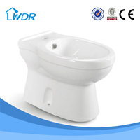 $19 Bathroom ceramic clean vagina cheap toilet bidet