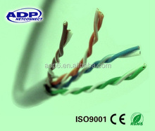 High quality flat utp cat 5 lan cable