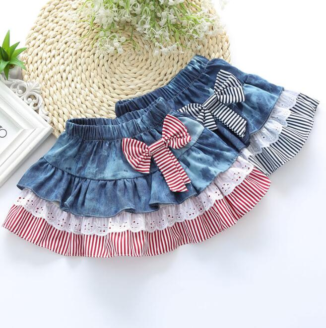 zm52849a new design children tight denim skirts