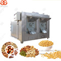 Commercial Nuts Roaster Soya Bean Roasting Machine For Roasting Nuts