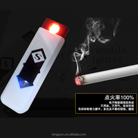 wholesale usb rechargeable lighter/usb charged lighter/usb electronic lighter