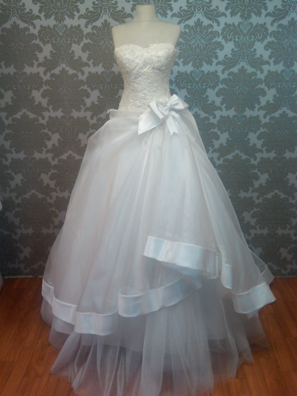 Wedding Dress wd1104
