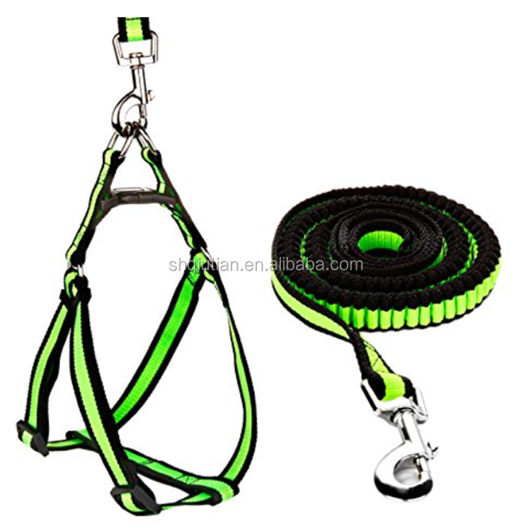 Custom Logo No Pull Dog Leash Harness With reflecitve Strap