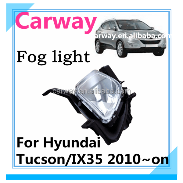 Best car accessories fog light for Hyundai Tucson or IX 35 2010
