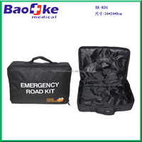 CE & ISO Approved Car First Aid kit Survival Kit for 10-20 Persons / All Purpose First Aid Kit / Road Emergency Tool Kit