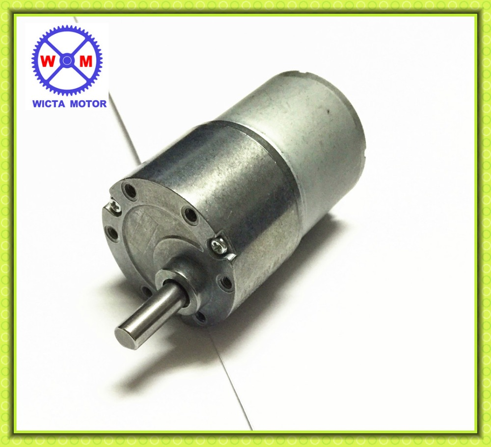 6mm shaft micro dimension top quality high torque low for High torque micro motor