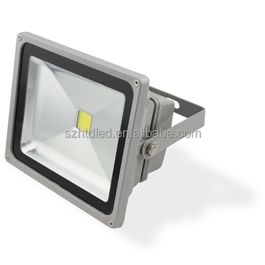 50W LED Floodlight Warm White 200W-250W Equivalent, Non-Dimmable, Ideal Replacement for Halogen, American's LEDs, IP65