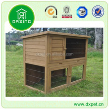Cheap Two Story Rabbit Hutch DXR016