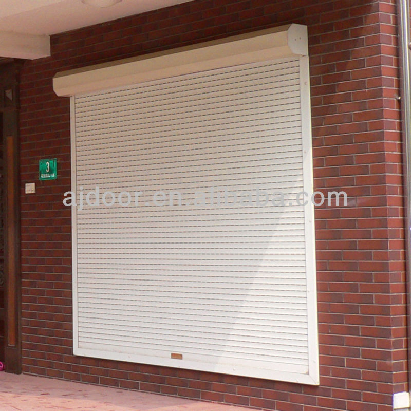 List manufacturers of roll up hurricane shutters buy