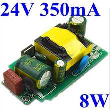 220v ac to dc converter switching power supply module 230v 220v 120v 180v 150v 240v ac 24v dc transformer 350mA 8W manufacturer