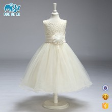 Fancy dress costumes evening kids ball gown fashion 3-5 year old girl dress LW0073
