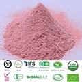 Freeze-dried Organic Hawthorn Berry herbal powder
