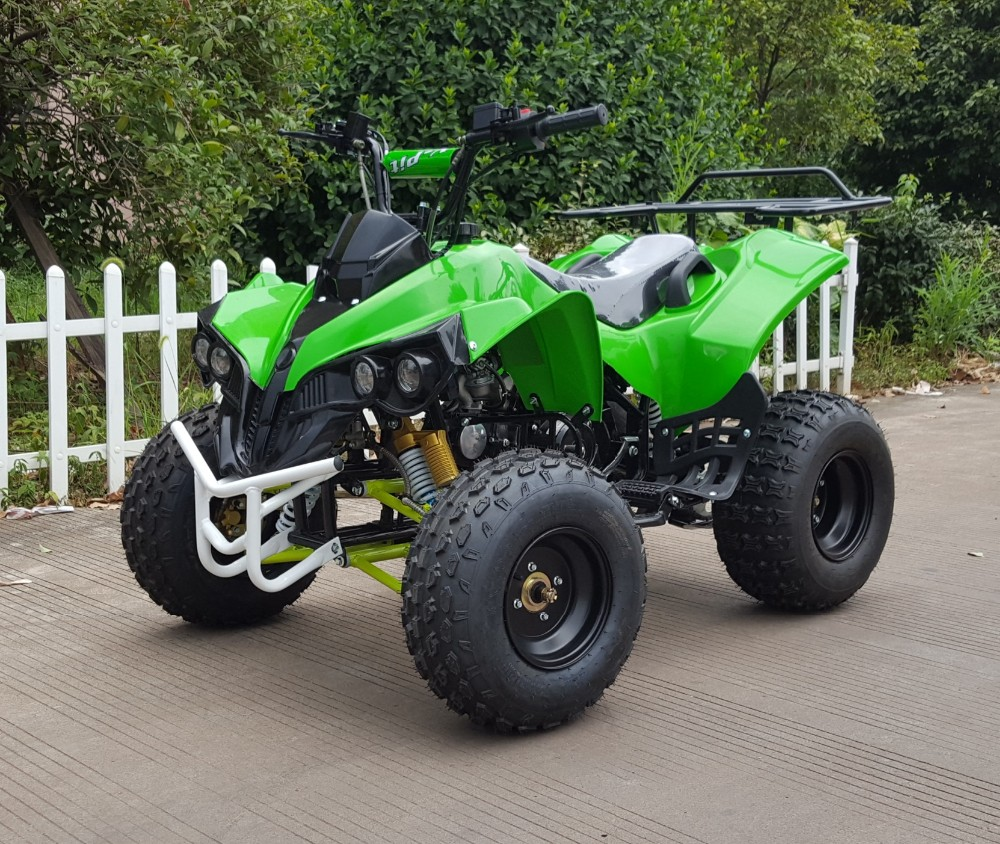 Gas powered 110cc 125cc atv quad bike for kids view 125cc for Motorized atv for toddlers