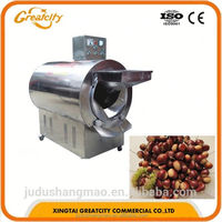 chestnut processing machine/groundnut/peanut roaster machine