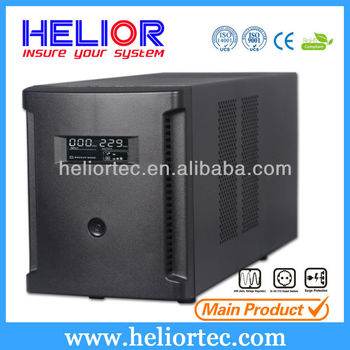 China high reliability single pure power 1400va (Braver PRO)