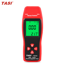 TA8191Digital Electromagnetic Radiation Detector Tester with CE EMF Tester