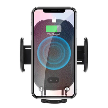 C18 Car air Outlet Wireless Charging Intelligent Automatic Induction Mobile Phone Bracket Universal Vehicle Mount Charger