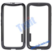 TPU + PC Hybrid Bumper Frame Hard Case for Motorola Moto G XT1032 XT1031