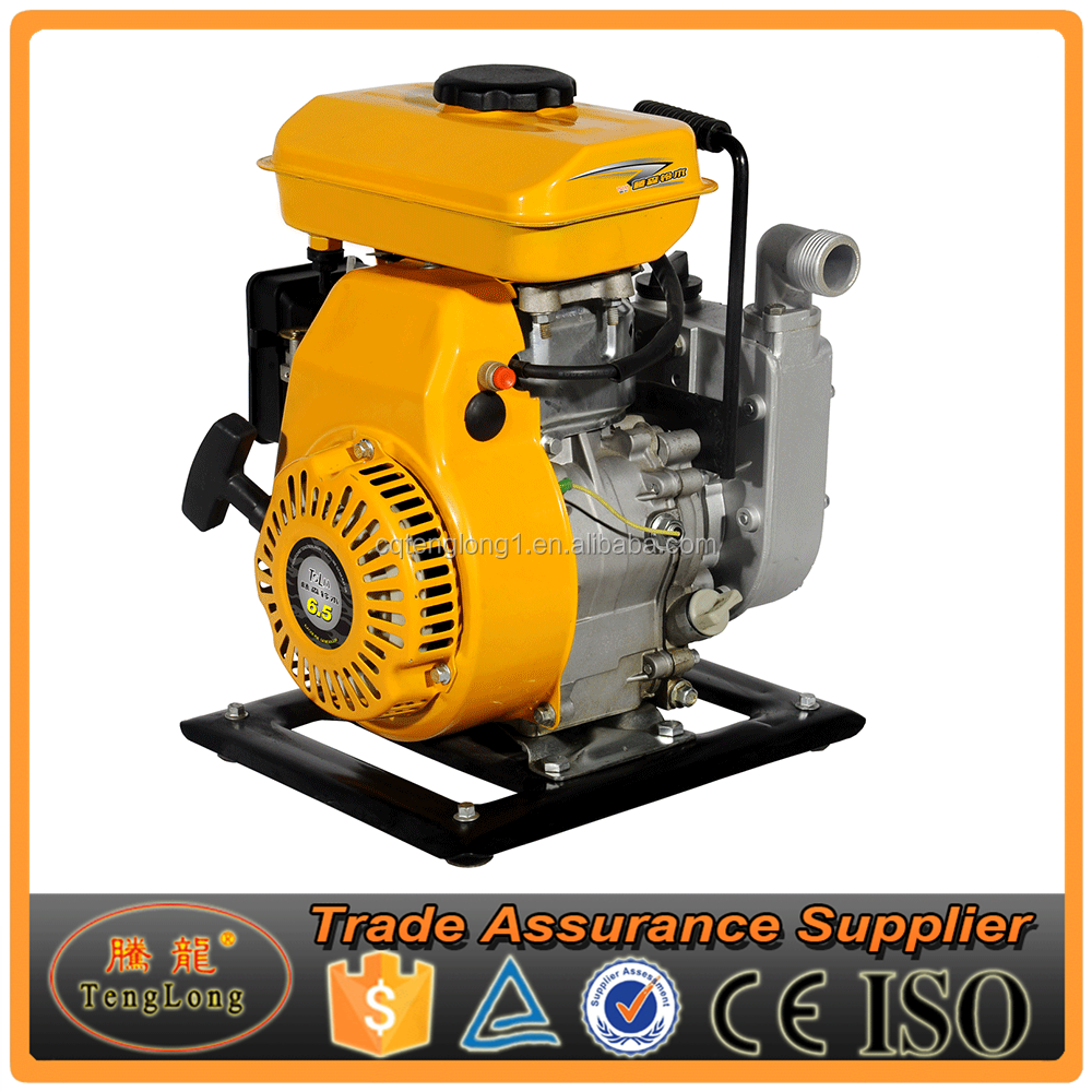 1 Inch to 4 Inch Gasoline Water Pump / Prices of Water Pumping Machine