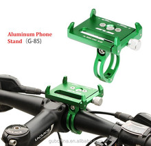 Metal CNC GUB G-85 Bike Bicycle Handle Universal Phone Mount Holder Motorcycle Handlebar Support Case For iPhone CellPhone GPS