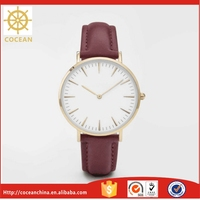 Alibaba Hot Product Quartz Watch Bezel Japan Movt Hand Watch For Girl
