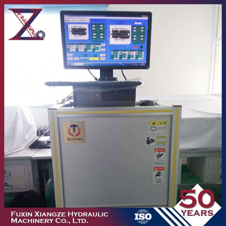 Customized Optical detection inspection ultrasonic weld test equipment testing