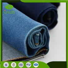 Professional blue jean denim fabric made in China