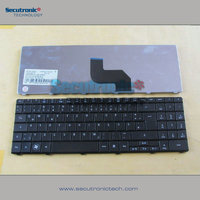 Laptop Keyboard For Emachines E725 E525 German black