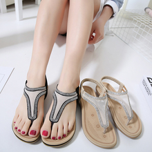 2017 Newest Style Apricot beach sandals