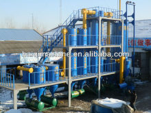 1MW new system rice husk gasification power plant