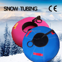 New arrival PVC snow sled best sale 2015 inflatable snow tube