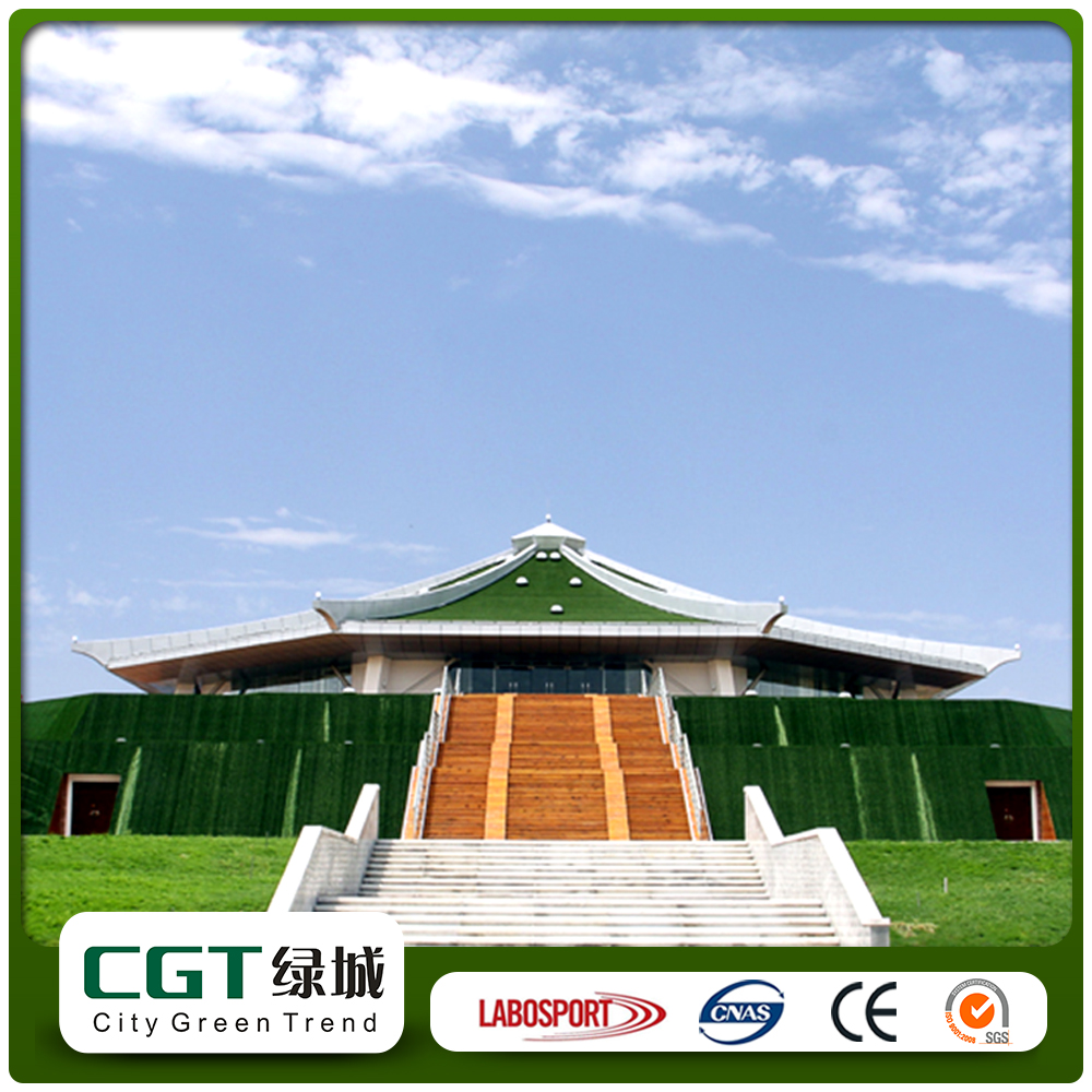 PP Cheap plastic plant soft feeling artificial grass roll manufacturers