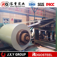 uae galvanize union ppgi buyer galvanized GI/PPGI/PPGL/PPCR coat steel coil for roofing corrugated sheet