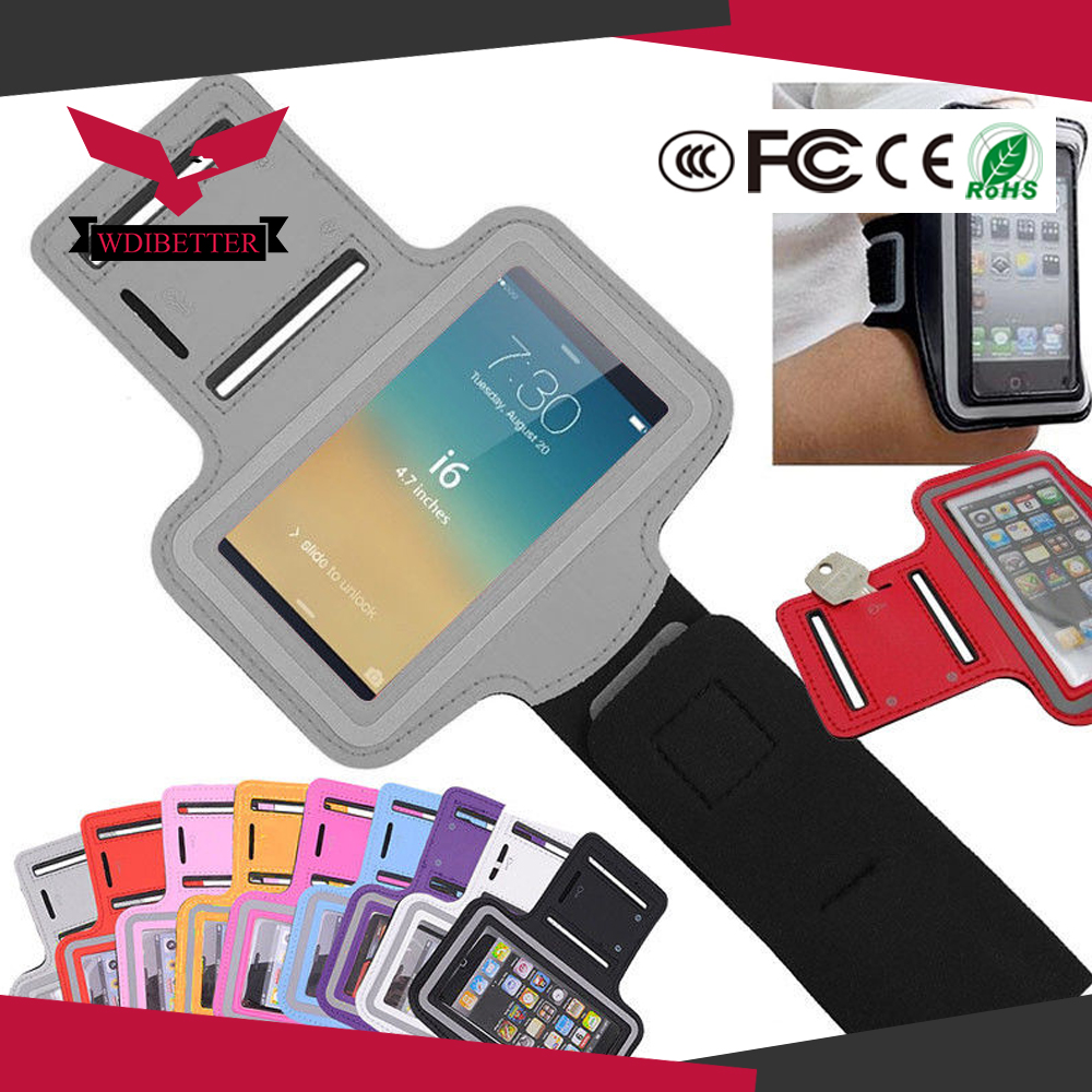 New Sport Gym Running Armband Protector Soft Pouch Case Cover For Samsung Galaxy note 3