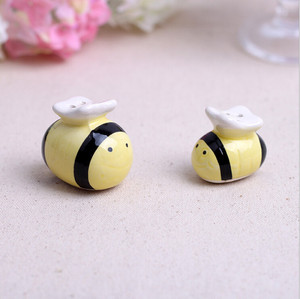 Mommy and Me Sweet as can Salt and pepper shaker Wedding favors