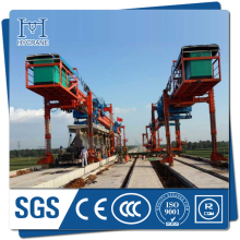 Condtruction machine for bridge girder launcher crane for sale