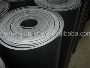 V0 V1 grade fire resistance ASTM system rubber sheet cloth fabric insertion with 1ply 2player